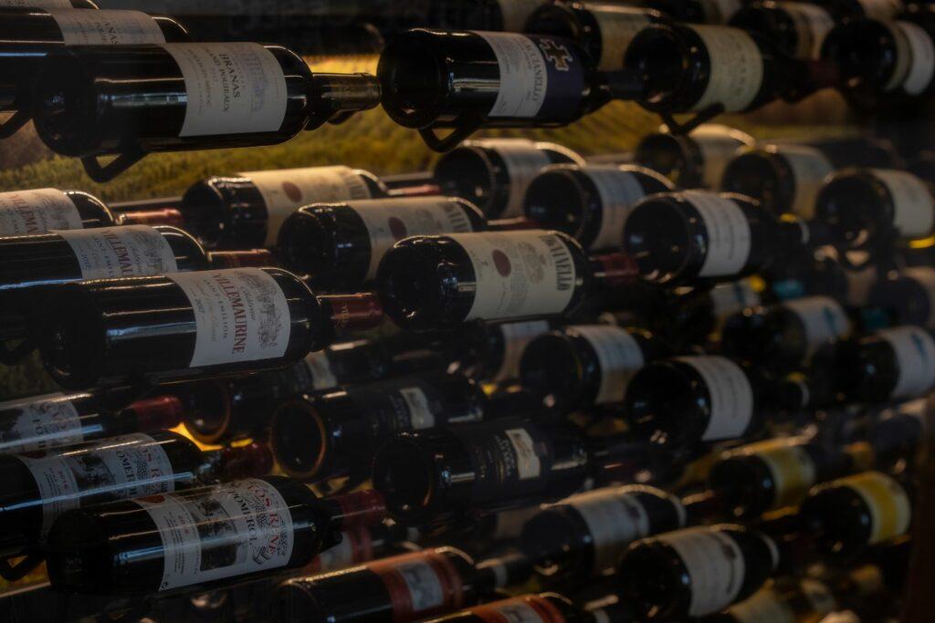 Verfijnde wijnselectie